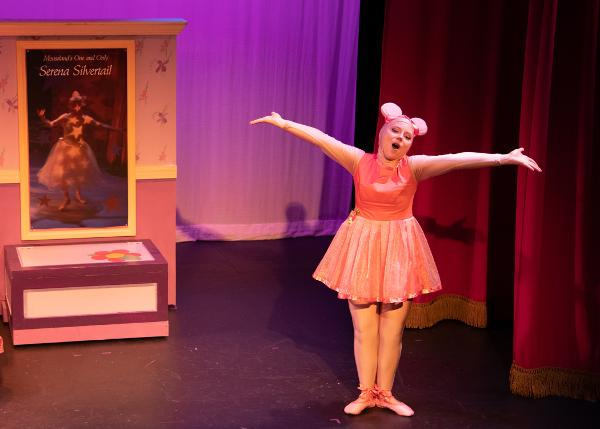Angelina Ballerina The Musical at Mayo Performing Arts Center