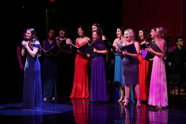 Give Our Regards to Broadway: A Salute to the 1960s at The Madison Theatre at Molloy College