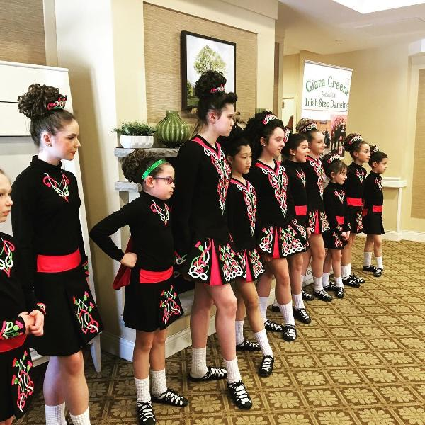 Irish Step Dancing at Queens Library - Woodside Branch