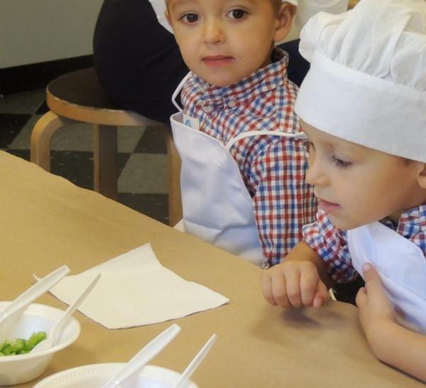 Kids in the Kitchen at Long Island Children's Museum