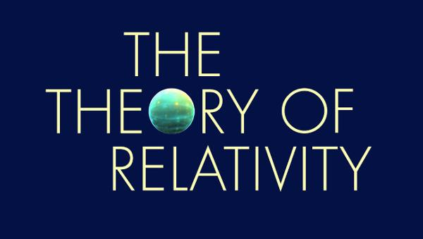 ONLINE The Theory of Relativity at The Play Group Theatre