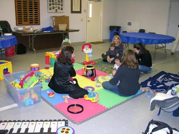 Infant & Toddler Classes at M.A.T.S.S. Kids' Gym & E.C.E.C.