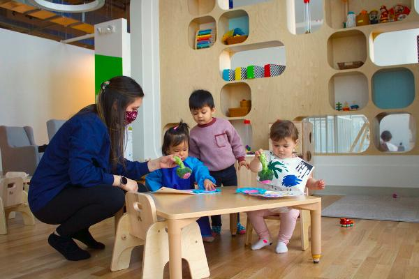 Daycare/Preschool Philosophies and What's Right for Your Child at Vivvi
