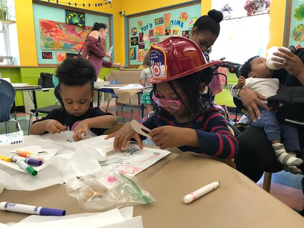 Family Art Workshop: Voting Rocks! at Staten Island Museum