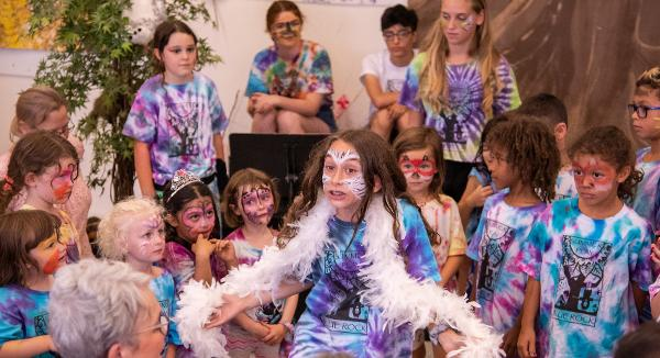 Summer Arts & Play Program Open House at Blue Rock School
