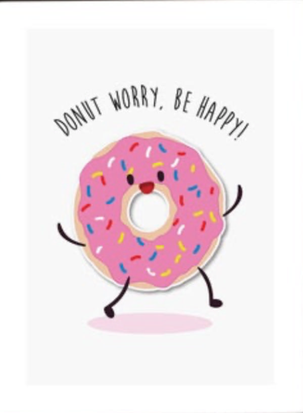 Donut Worry, Be Happy Workshop at What's Cooking?