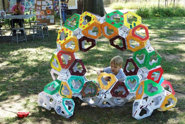 Free Arts Island Outpost at Children's Museum of the Arts on Governors Island
