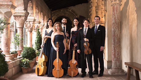 Sonnambula: Austrian Baroque at Baruch Performing Arts Center