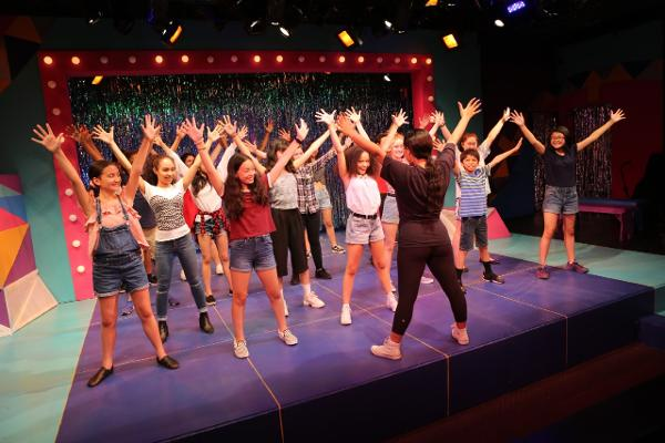 ONLINE Sing & Dance with TADA at TADA! YOUTH THEATER