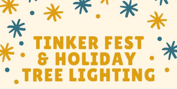 Christmas Tinker Festival and Tree Lighting at Lewis Latimer House Museum