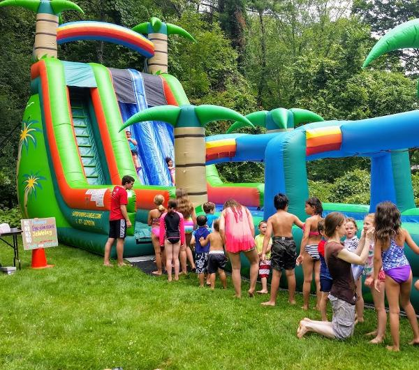 Family Fun Day at Keeler Library