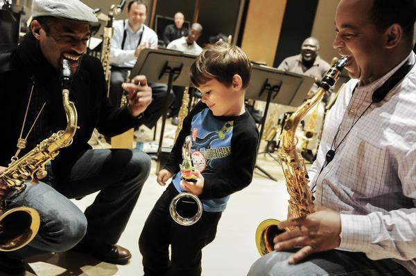 Exploring Jazz Styles - Webop Summer Term at Jazz at Lincoln Center