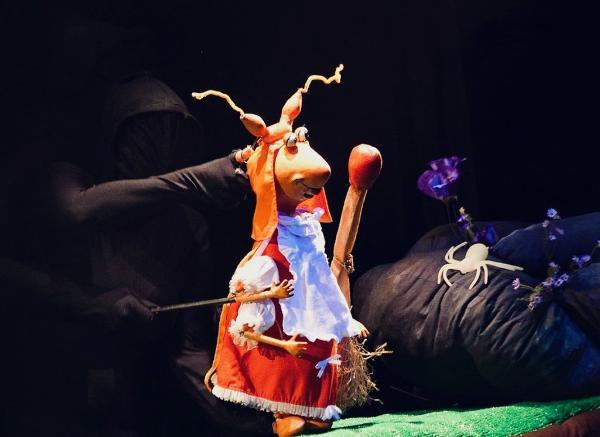 KidFEST: Teatro SEA's La Cucarachita Martina at Guild Hall of East Hampton