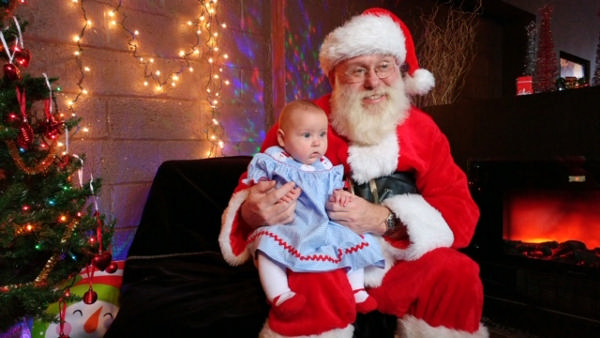 Town Square's Annual Santa Brunch at Polish Slavic Center