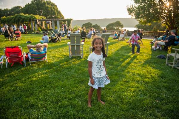 Sunset Wednesday: Sweet Megg & The Wayfarers at Wave Hill