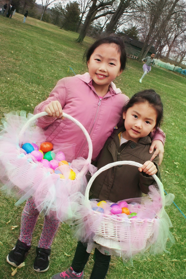 Easter Worship Service and 8th Annual Community-Wide Easter Egg Hunt at First Baptist Church of White Plains