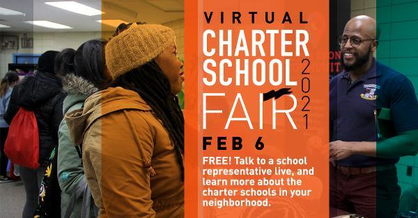 ONLINE 2021 Virtual Charter School Fair at Online