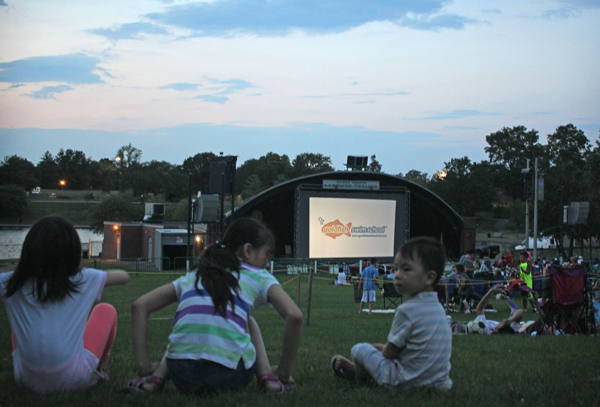 Family Movie Nights at Eisenhower Park Field 2