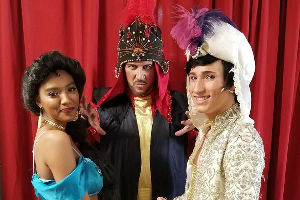 'Aladdin' at BroadHollow Theatre