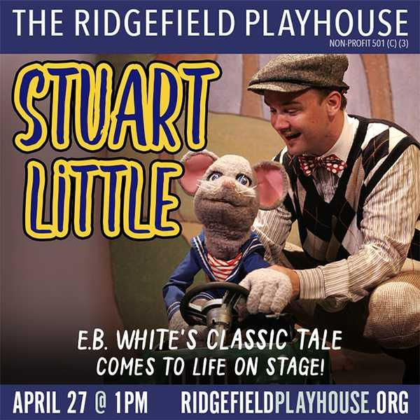 STUART LITTLE at The Ridgefield Playhouse