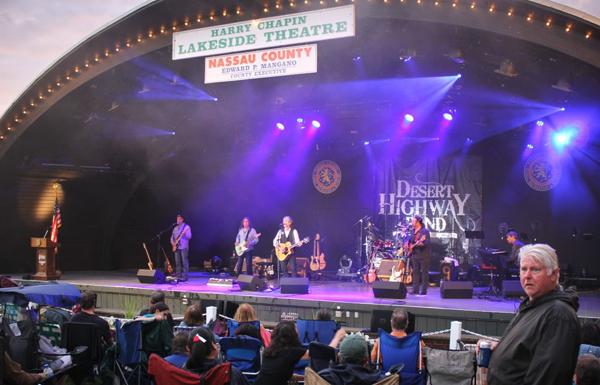 Free Summer Concerts at Eisenhower Park Field 2