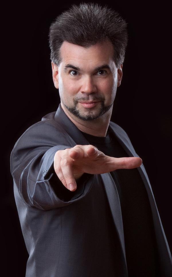 Mentalist Joshua Kane: Borders of the Mind at Ridgefield Playhouse