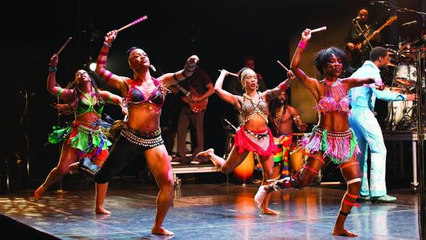 Fela! The Concert at Staller Center - Stony Brook University