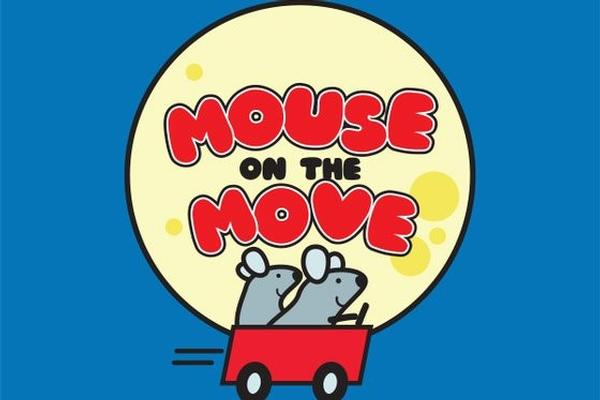 'Mouse on the Move' at Long Island Children's Museum