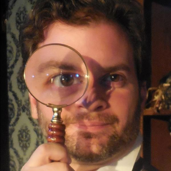 'Sherlock Holmes: The Adventure of the Blue Carbuncle' at Lyndhurst Mansion