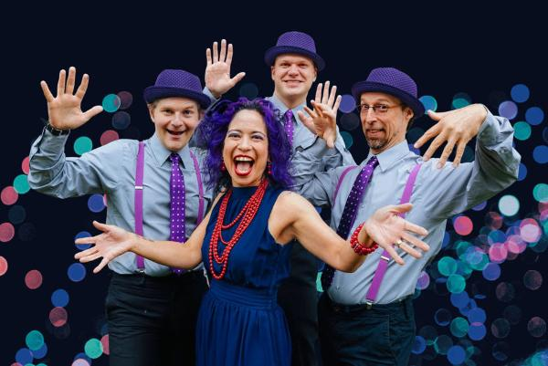 Lucy Kalantari and the Jazz Cats at Symphony Space
