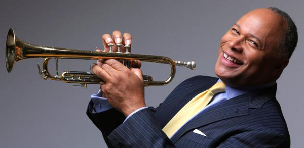 Hot Jazz Cool Garden: Byron Stripling at Louis Armstrong House Museum