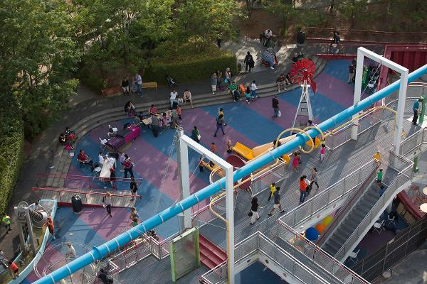 Science Playground at New York Hall of Science