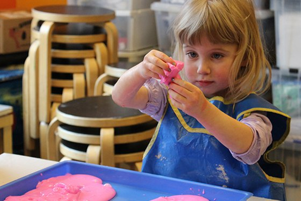 Messy Afternoons at Long Island Children's Museum