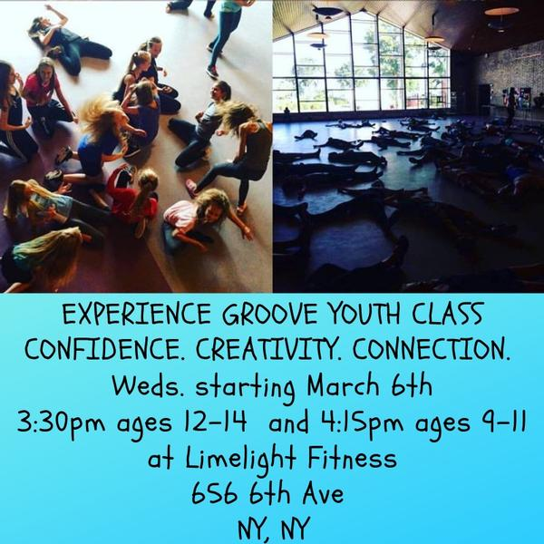Youth Creative Movement Classes at Limelight Fitness