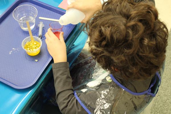 IN PERSON Science Lab, Launches to Space at Jewish Children's Museum