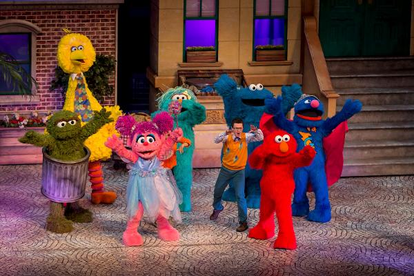 Sesame Street LIVE! Let's Party! at The Theater at Madison Square Garden