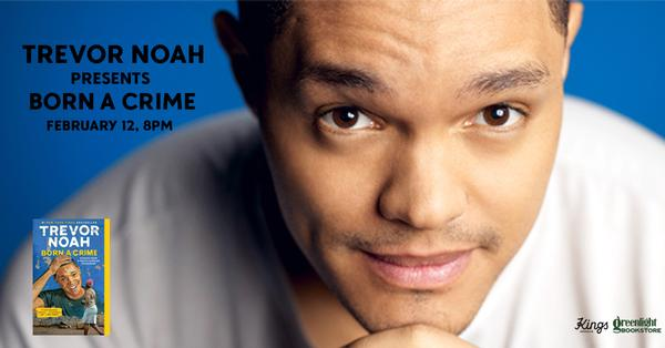 Trevor Noah at Kings Theatre