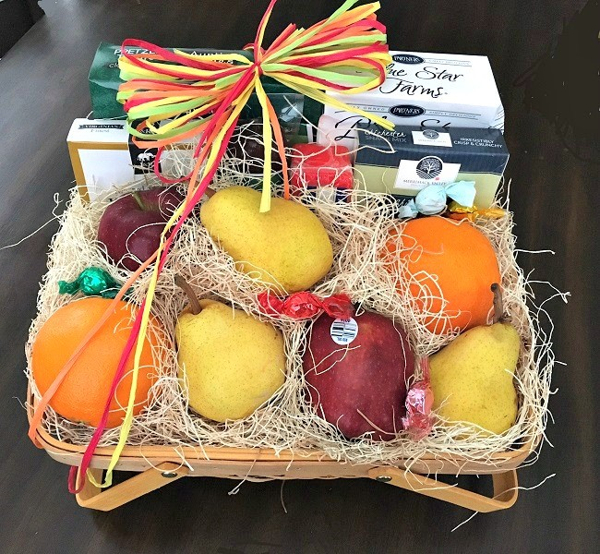 Create a Gratitude Gift Basket at Floral Park Library