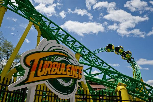 National Roller Coaster Day at Adventureland