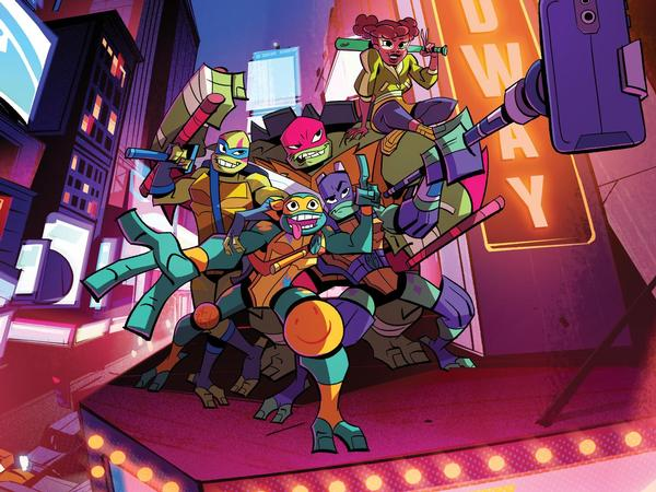 35 Years of Teenage Mutant Ninja Turtles at The Paley Center for Media