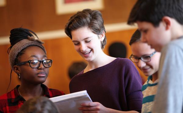 Open House: Grades 6-12 at The Waldorf School of Garden City