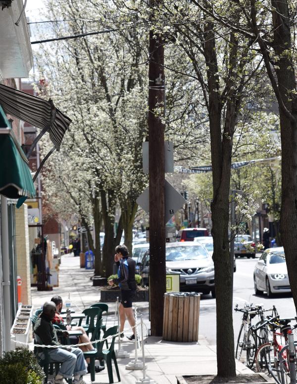 Spring Fling Promenade at Downtown Nyack