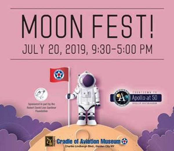 Apollo Moon Fest at Cradle of Aviation Museum