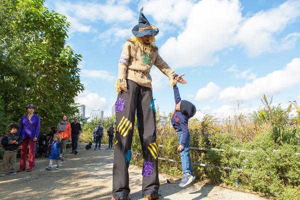 Harvest Festival at Brooklyn Bridge Park, Pier 6