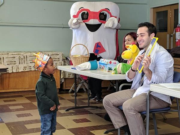 How to Raise Cavity Free Kids with Dr. Jonathan Gellis at South Orangetown Middle School Family Engagement Center