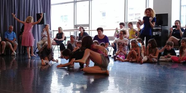 Twyla Tharp Dance for Kids! at New York Live Arts