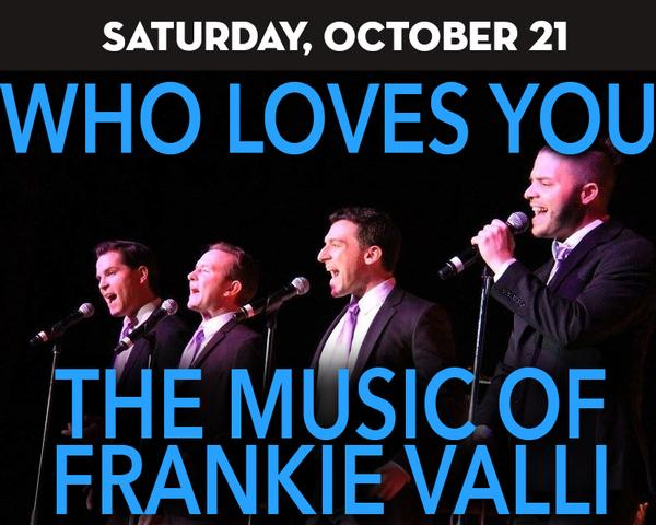 Who Loves You: The Music of Frankie Valli at The Suffolk Theater