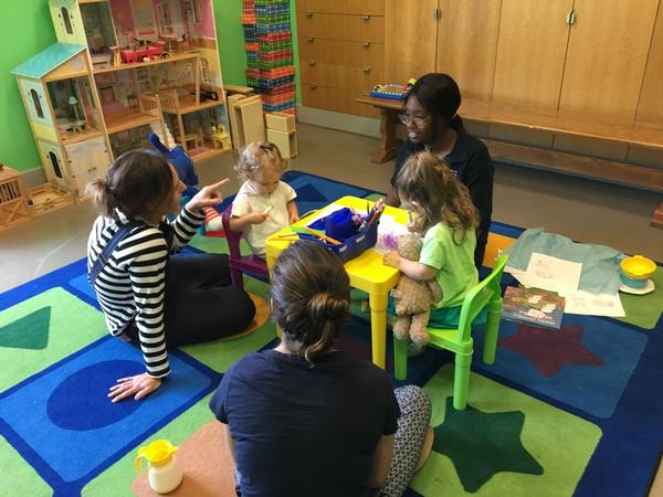 Storytime for Toddlers: March at Hudson River Museum