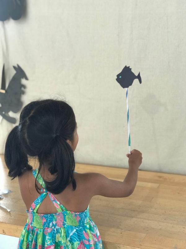 Exploring Play: WHOSE SHADOW IS THAT?! at Westchester Children's Museum