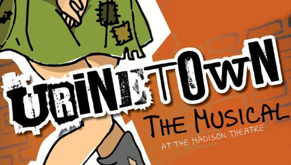 Urinetown at The Madison Theatre at Molloy College